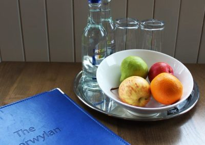 The Caerwylan, Criccieth, North Wales Complimentary Pack